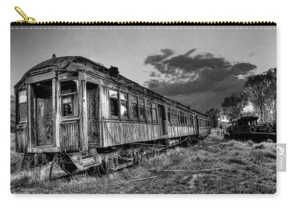 Nevada City Ghost Town Train Carry-all Pouch