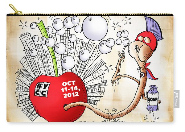 New York Comic Con 2012 Carry-all Pouch
