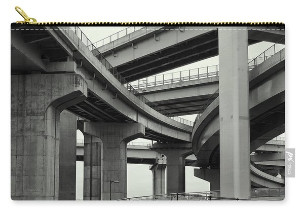 Nippon Super Expressway -- Kansai Japan Carry-all Pouch