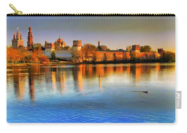 Novodevichy Convent Carry-all Pouch