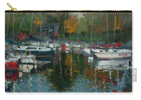 Oakville Harbour On Carry-all Pouch