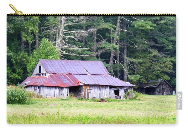 Old Barn Near Cashiers Nc Carry-all Pouch
