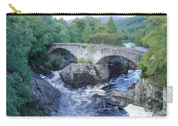 Old Bridge At Invermoriston Carry-all Pouch