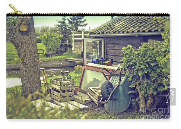 Old Country House Carry-all Pouch