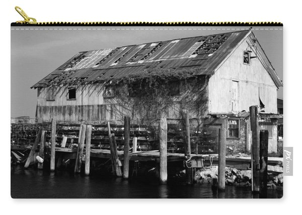 Old Fishing Wharf Carry-all Pouch
