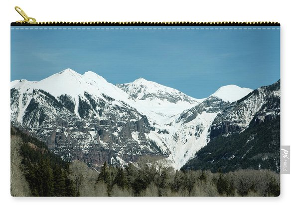 On The Road To Telluride Carry-all Pouch
