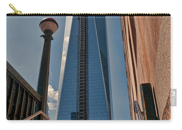 One Wtc First Look Carry-all Pouch