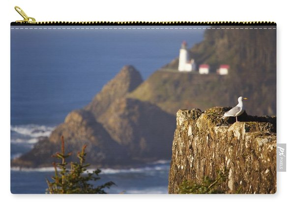 Oregon, United States Of America Heceta Carry-all Pouch