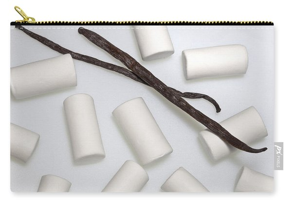 Organic Marshmallows With Vanilla Carry-all Pouch