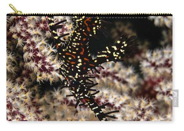 Ornate Ghost Pipefish, Fiji Carry-all Pouch