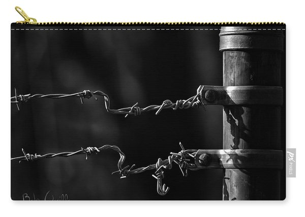 Other Side Of The Fence Carry-all Pouch