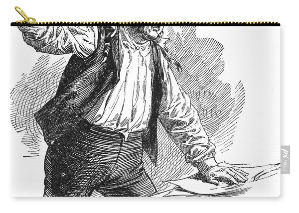 Owen Lovejoy (1811-1864) Carry-all Pouch
