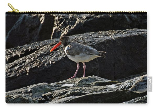 Oyster On The Rocks Carry-all Pouch