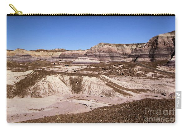 Painted Desert Landscape Carry-all Pouch