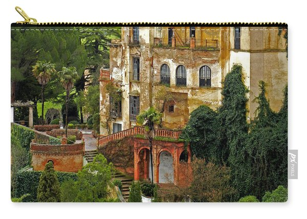 Palace Of The Arabian King - Ronda Carry-all Pouch