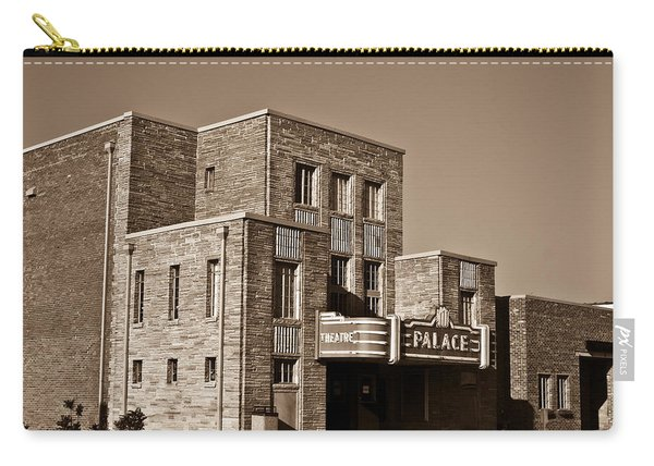 Palace Theater Crossville 5 Carry-all Pouch