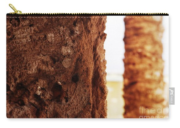 Palm And Wall 2 Carry-all Pouch