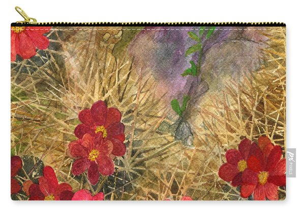 Palo Verde 'mong The Hedgehogs Carry-all Pouch