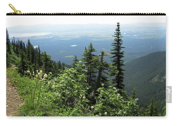 Panoramic Jewel Basin Montana Carry-all Pouch