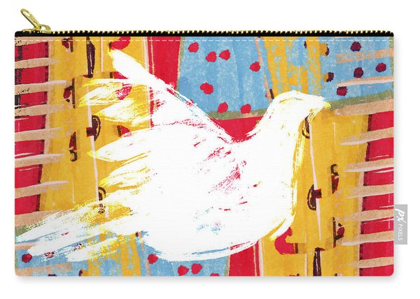 Peace Dove 2 Carry-all Pouch