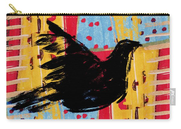 Peace Dove 3 Carry-all Pouch