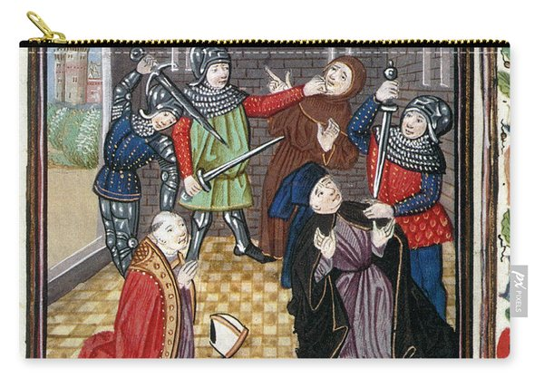 Peasants Revolt, 1381 Carry-all Pouch