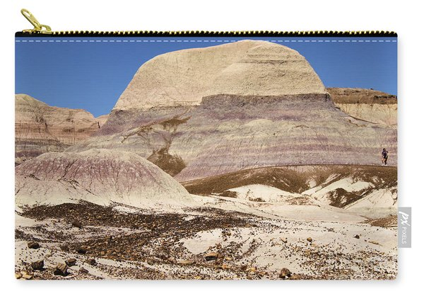 Petrified Forest Painted Desert Carry-all Pouch