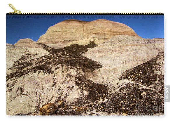 Petrified Hills Carry-all Pouch