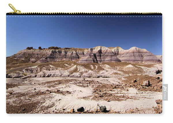Petrified Painted Desert Carry-all Pouch