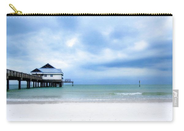 Pier 60 At Clearwater Beach Florida Carry-all Pouch