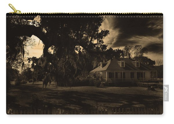 Plantation House  Carry-all Pouch