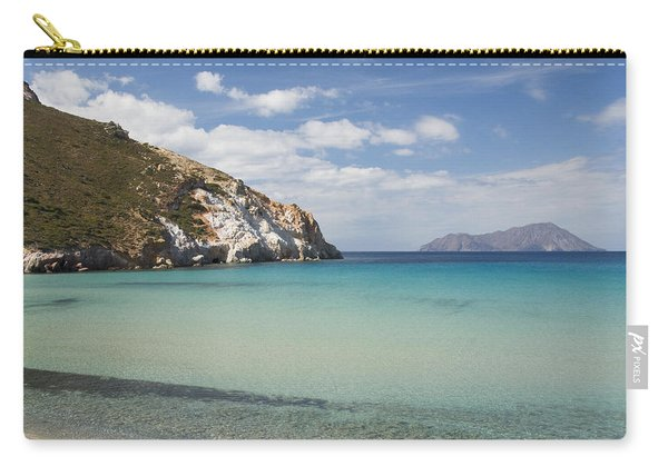 Plathiena Beach Carry-all Pouch