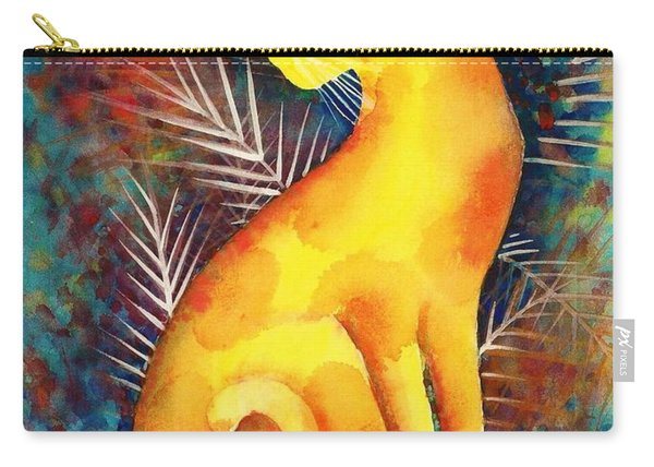 Popoki Hulali Carry-all Pouch