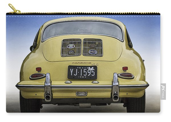 Porsche 356 Carry-all Pouch