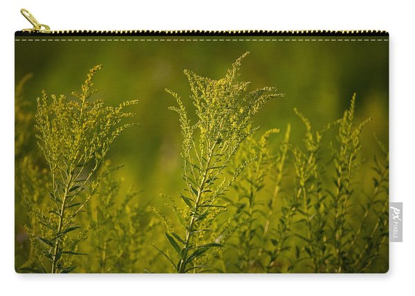 Prairie Goldenrod Carry-all Pouch