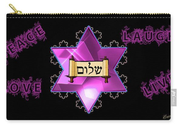 Prayers Carry-all Pouch