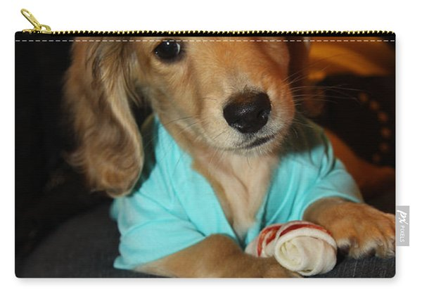 Precious Puppy Carry-all Pouch