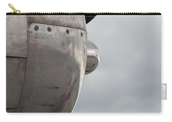 Prop In Sky Carry-all Pouch