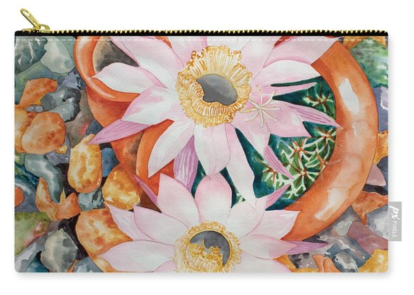 Queen Of The Night II Carry-all Pouch