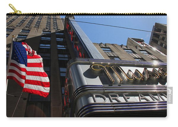 Radio City Music Hall 2 Carry-all Pouch