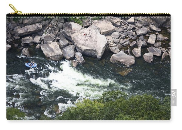 Rafters On The New River 1 Carry-all Pouch