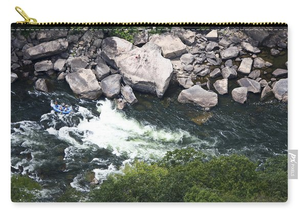 Rafters On The New River 2 Carry-all Pouch