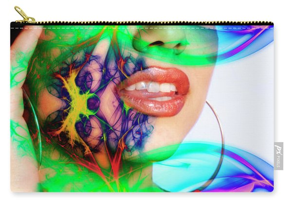 Rainbow Beauty Carry-all Pouch
