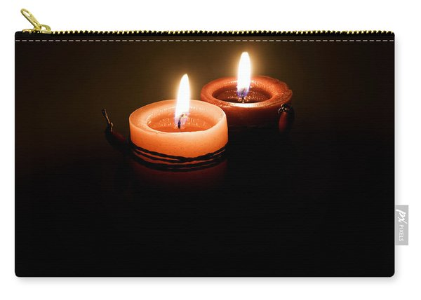 Red Candles Carry-all Pouch