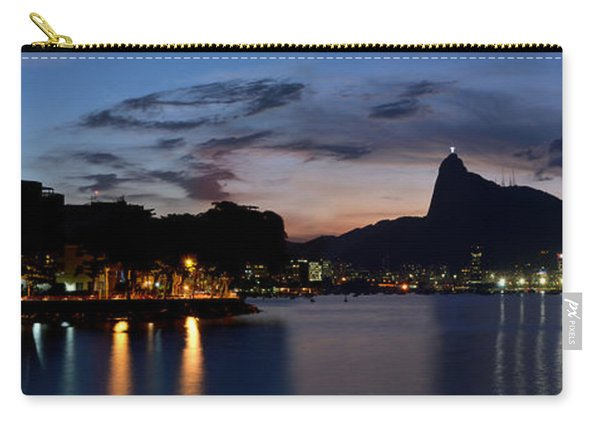 Rio Skyline From Urca Carry-all Pouch