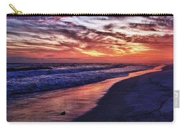 Romar Beach Sunset Carry-all Pouch