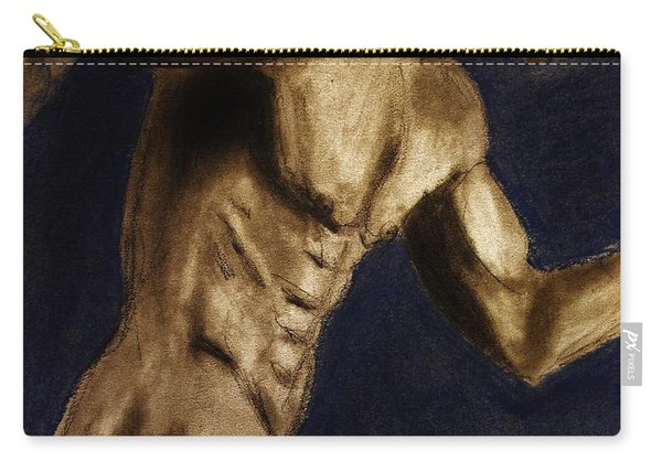 Running Man Carry-all Pouch