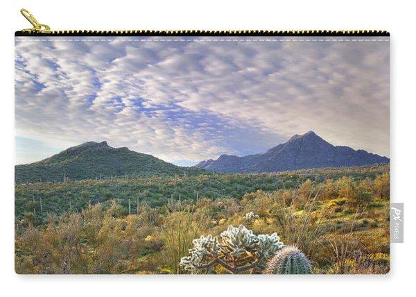 Saguaro Carnegiea Gigantea Carry-all Pouch