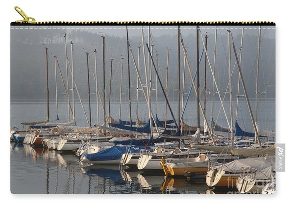 Sail Boats Carry-all Pouch