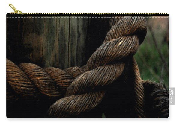 Sailor's Rope Carry-all Pouch